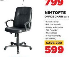 Office Chair offer at R 599