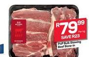 Pick n Pay Bulk Stewing Beef offers at R 79,99