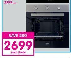 Defy Ceran Hob offers at R 2699