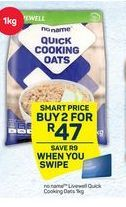 Quick Cooking Oats offer at R 47