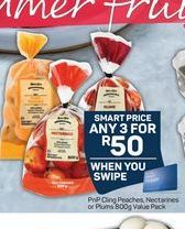 Pick n Pay Peaches  offer at R 50