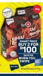 Braai Briquettes offer at R 100