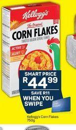 Kellogg's Corn Flakes  offer at R 44,99