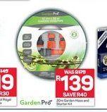 Garden Hose offer at R 139