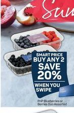 Pick n Pay Blueberries offer at