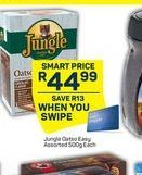 Jungle Oats  offer at R 44,99