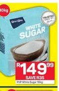 Pick n Pay White Sugar  offer at R 149,99