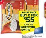 Spekko Long Grain Rice offer at R 55