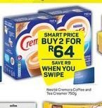 Nestlé Cremora Tea and Coffe Creamer 2 offer at R 64