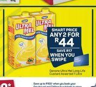 Ultra Mel Custard 2 offer at R 44