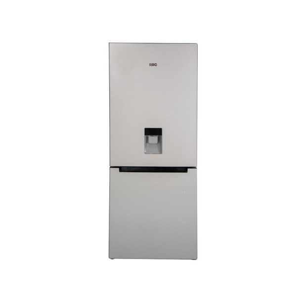 KIC Fridge/Freezer + W/Dispenser 276Lt Metalic offer at R 6499