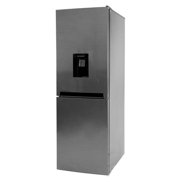 Defy Fridge/Freezer + W/Dispenser 226LT Metalic offer at R 5999