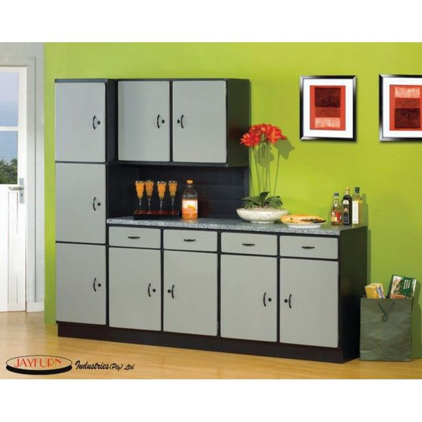 3pce Lindi Kitchen Scheme Metallic offer at R 7999