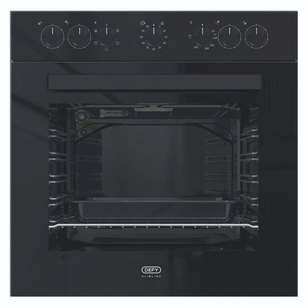 Defy Elo + Hob Set 2 pce Blk offers at R 6999
