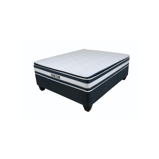 152cm Restonic Blue Ice Queen P/Top B/Set+2Pillows offers at R 5499