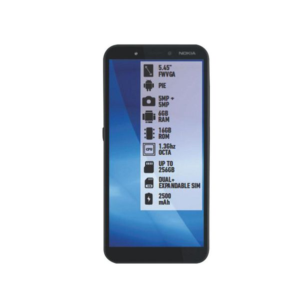 Nokia Cellphone C1 Rocket offer at R 1199