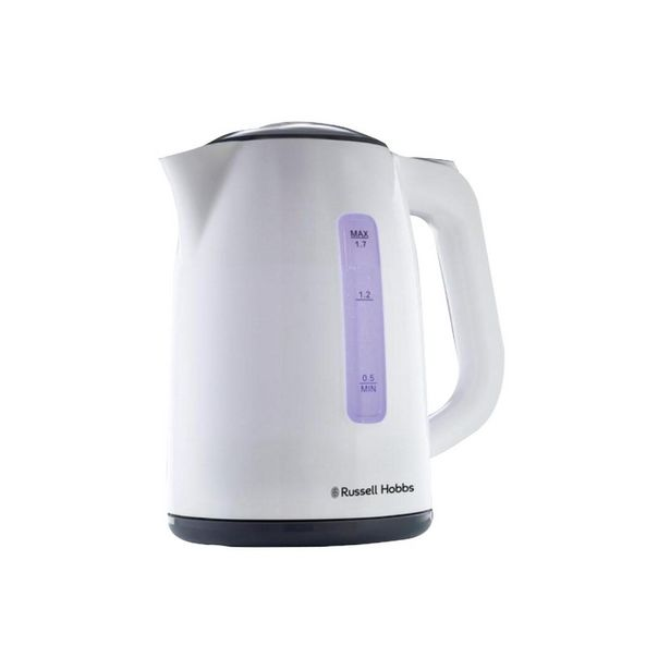 Russell Hobbs Kettle 1.7Lt White offer at R 399