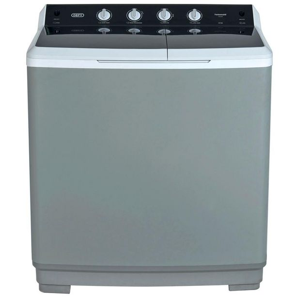 Defy Washing Machine Twin Tub 15Kg Met offer at R 4999