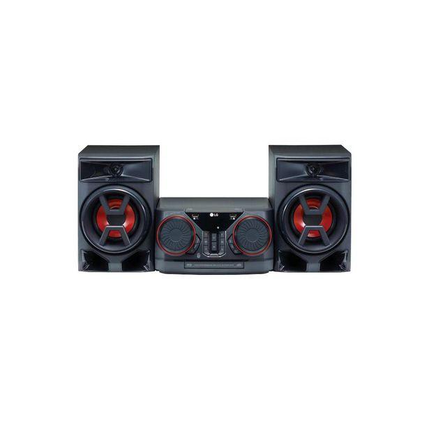 LG 2.0CH Mini Hi-Fi System CK43 offers at R 3599