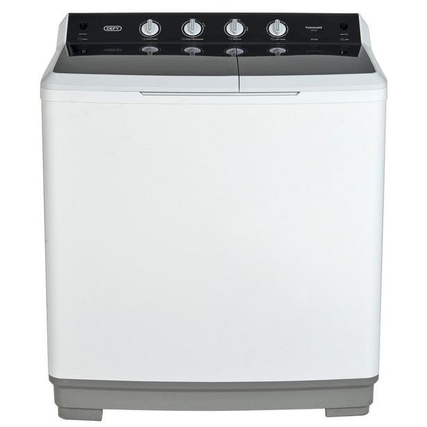 Defy Washing Machine Twin Tub 18Kg offers at R 6599