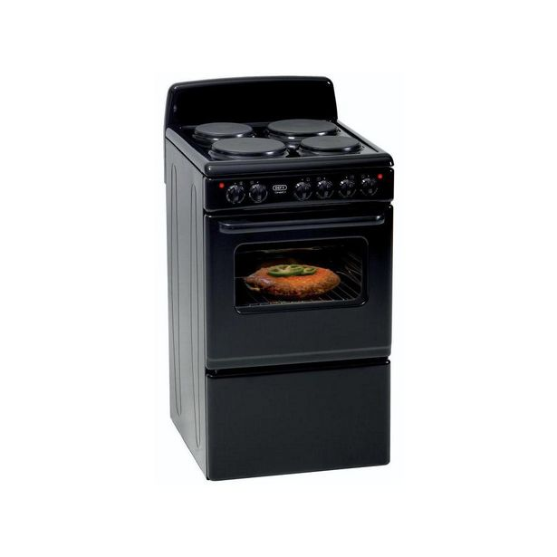 Defy Compact 514 Freestanding 4 Plate Stove offers at R 4599