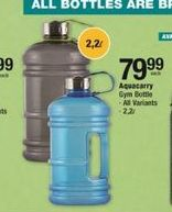 Bottle offer at R 79,99