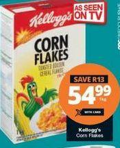 Kellogg's Corn Flakes  offer at R 54,99