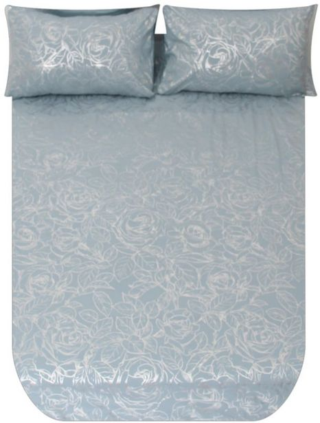 6 PIECE FOILED POLYESTER DUVET SET offers at R 479,99