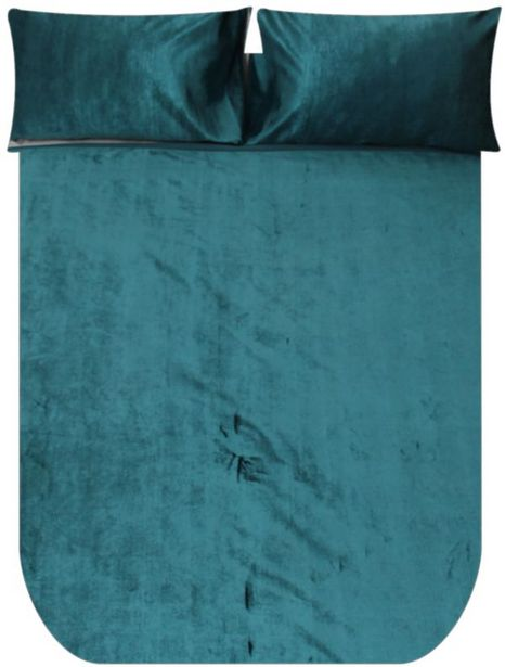 POLYESTER PLUSH DUVET COVER offers at R 659,99