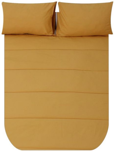 ECO-FRIENDLY POLYESTER COMFORTER offers at R 259,99