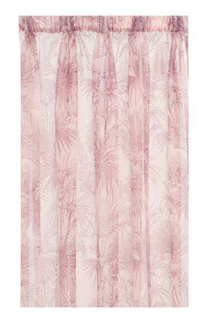 PRINTED TAPED SHEER offers at R 229,99
