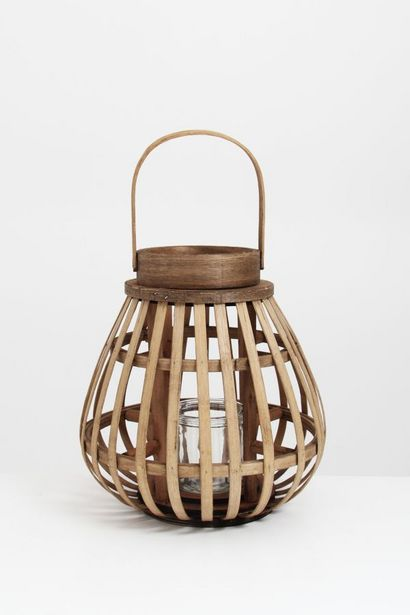 WEAVE LANTERN offers at R 259,99