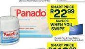 Panado Tablets offer at R 22,99