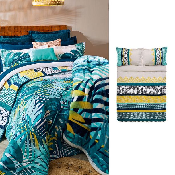 Bali 10-piece Comforter Set offers at R 1949
