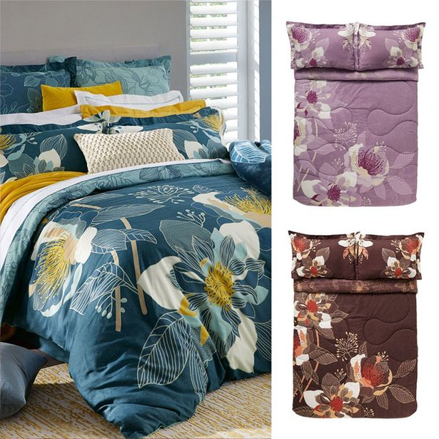 Gabriella14pc Lined Duvet Set offers at R 1799