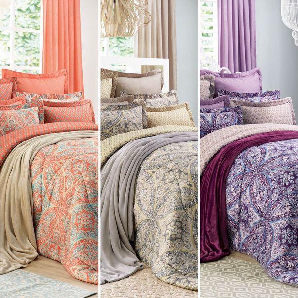 Ashton 21-piece deluxe comforter set offer at R 2299