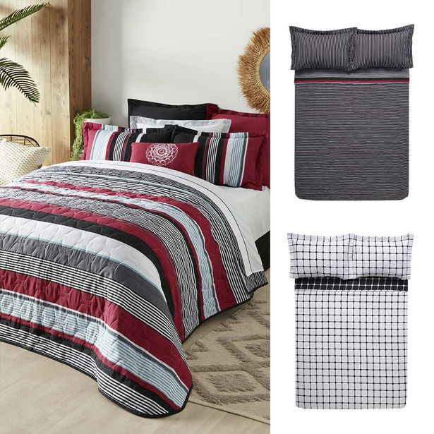 Blanche 5-piece Quilt Set offers at R 799