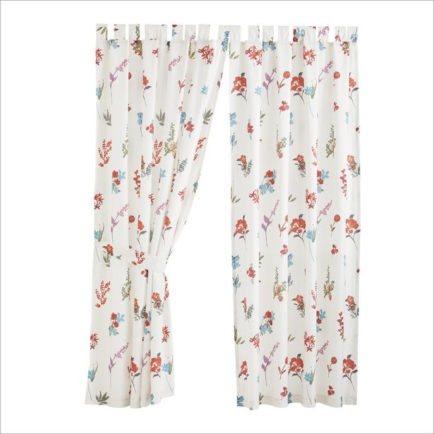 Nadine 5-piece Reversible Curtain Set offers at R 599