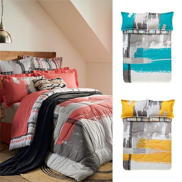 Kezia 9-piece basic duvet set offers at R 1049