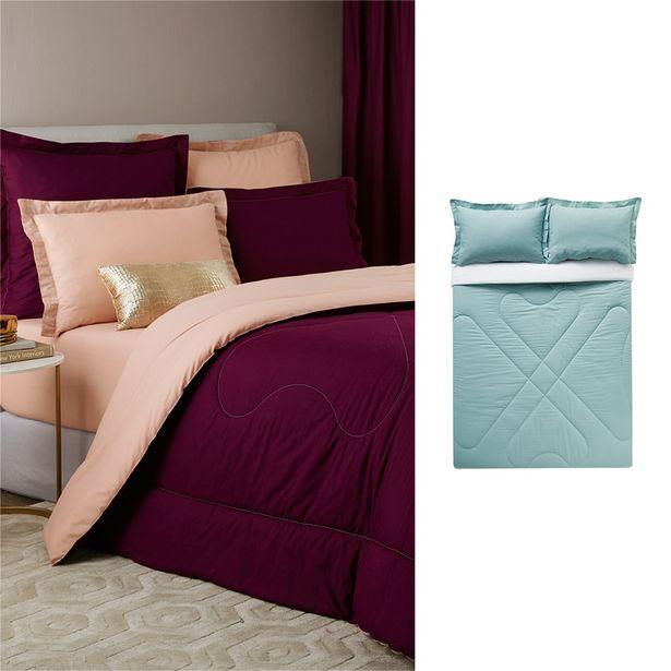 Kamden 12pc Oxford Comforter Set offers at R 2199