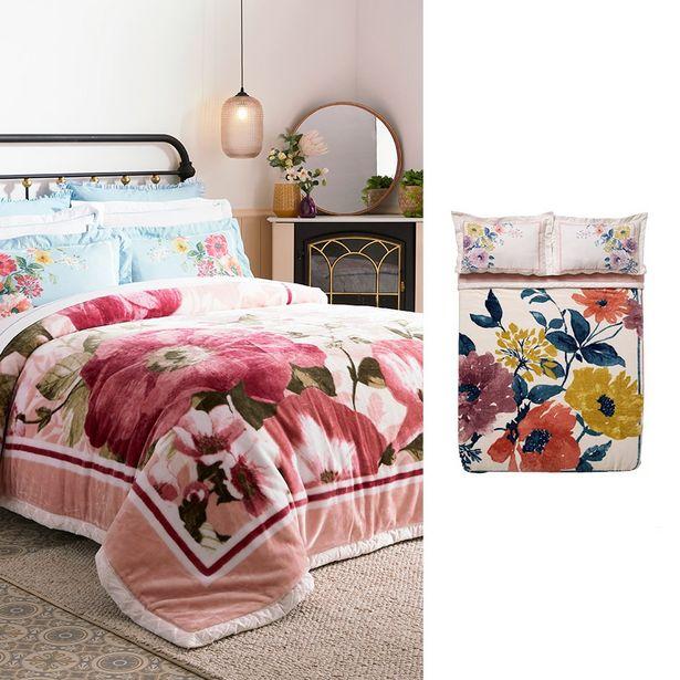 Rosalie 3ply 4kg Mink Blanket offers at R 749