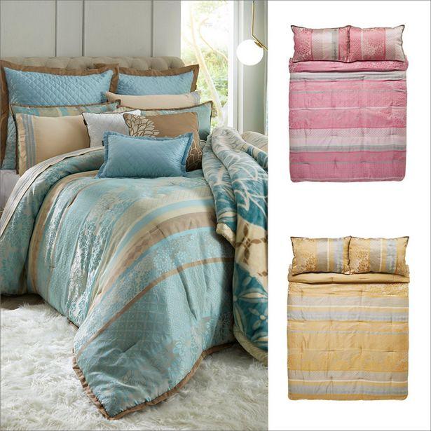 Leah 11-piece Deluxe Duvet  Set offers at R 2099