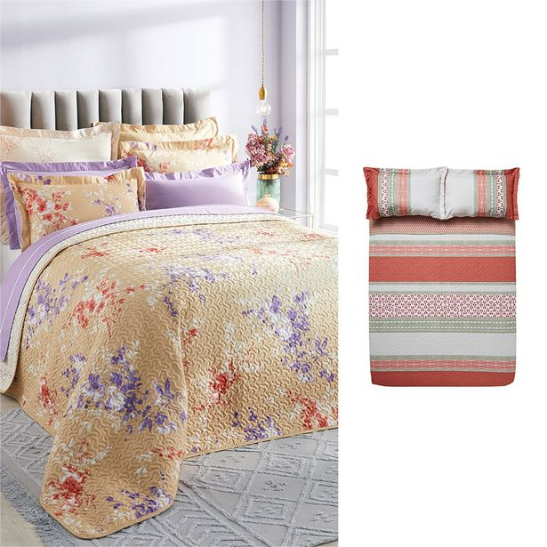 Nadine 5-piece Quilt Set offers at R 649