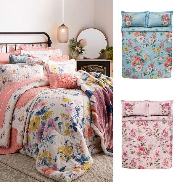 Rosalie 9pc Comforter Set offers at R 2499