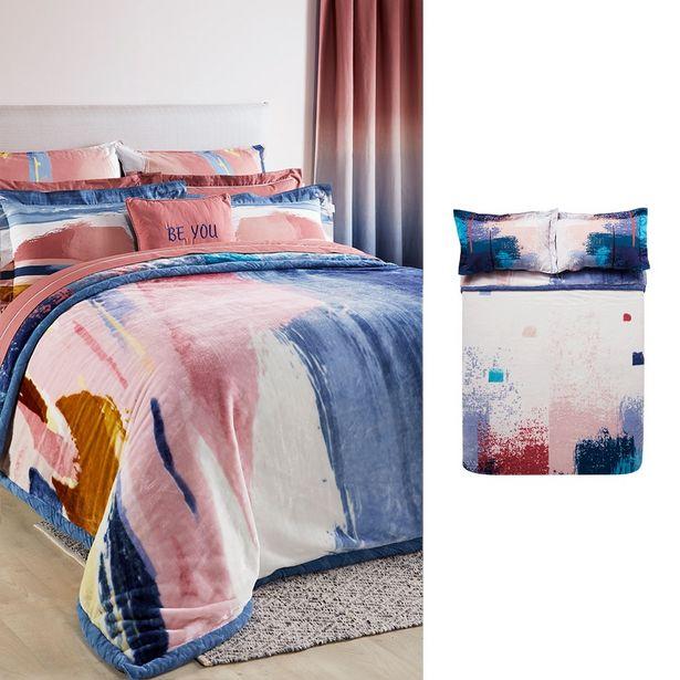 Skyler 3 Ply 4kg Mink Blanket offers at R 749