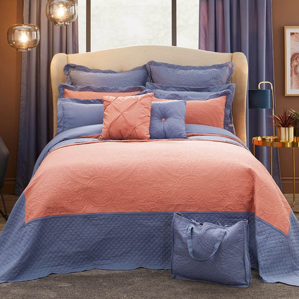 Valero 16pc Bedcover Set offers at R 1599