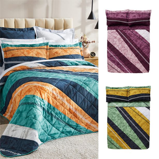 Paxon 5-piece Quilt Set offers at R 799