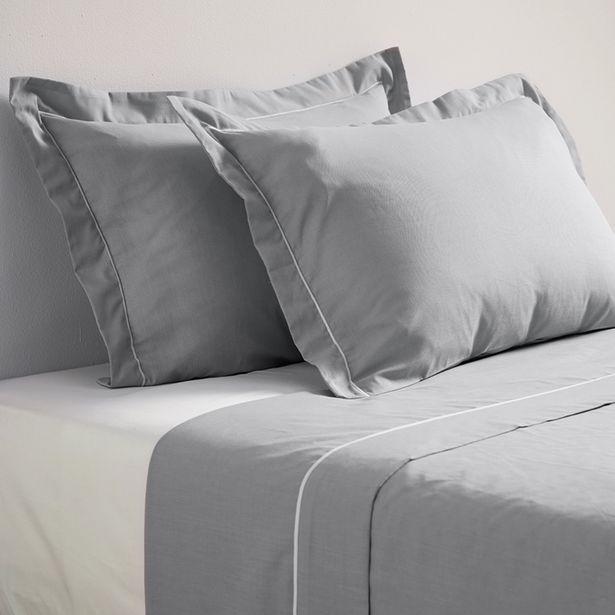 Mackenzie 3pc Comfy Flat Sheet Set offers at R 299