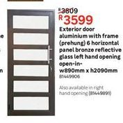 Exterior doors offer at R 3599