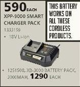 Chargers offer at R 590